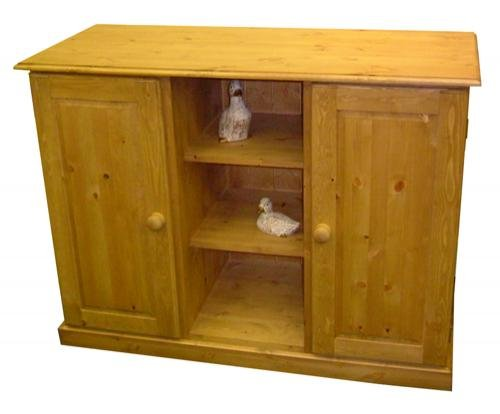 Wye Valley Pine Bespoke Sideboard - Finish: Unfinished ...