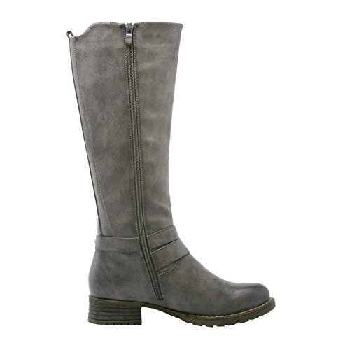 Global Win GLOBALWIN Damen 17YY11 Fashion Boots Grau