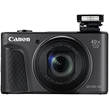 canon powershot sx730 hs black 1791c002 computers accessories. Black Bedroom Furniture Sets. Home Design Ideas