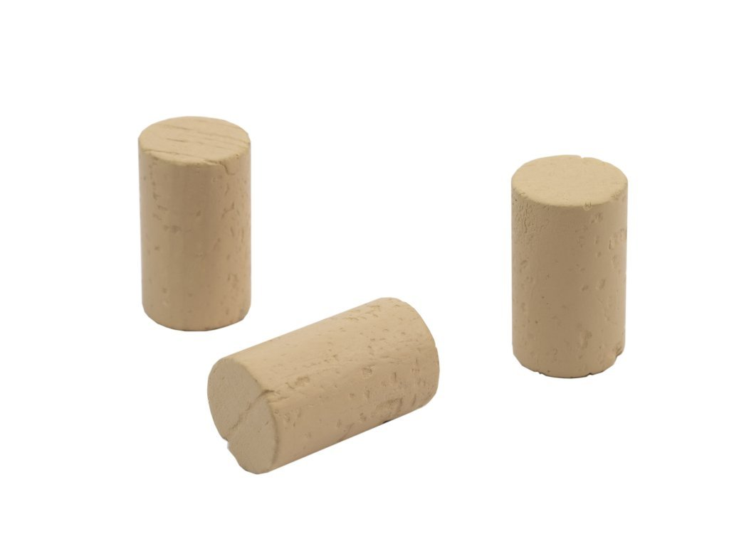 Standard Straight Wine Corks (Pack of 30) Silicon Wax Coated So No Pre-soaking Required Home Brew Winemaking