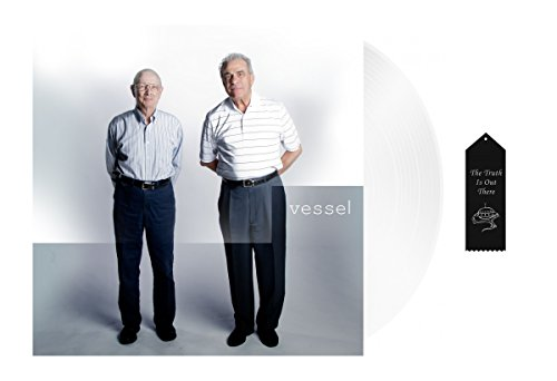 Music : Twenty One Pilots Vessel (Clear Colored Vinyl w/Digital Download + Ribbon)