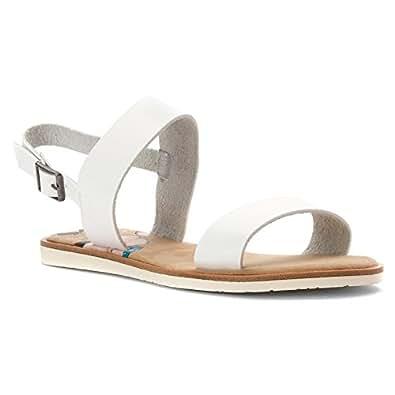 Amazon.com   Coolway Women's Morel White 39 European   Sandals