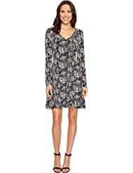 Karen Kane Womens Fit and Flare Dress