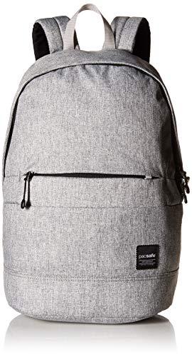 Pacsafe Slingsafe LX300 Anti-Theft Backpack, Tweed Grey