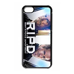 r i p d iPhone 5c Cell Phone Case Black Customized Gift pxr006_5304861