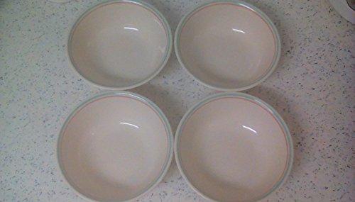 beige corelle bowls - 3