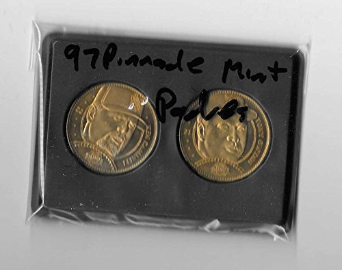 - 1997 Pinnacle Mint Coins SAN DIEGO PADRES Team Set