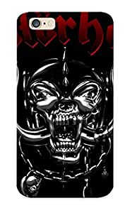 Awesome Design Motorhead Heavy Metal Hard Rock Dark Hard Case Cover For Iphone 6(gift For Lovers)