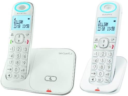 Alcatel Versatis XL350 Version Duo: Amazon.es: Electrónica