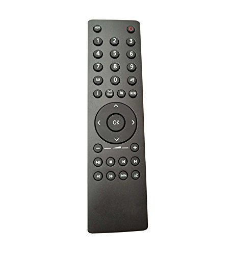 Universal Replacement Remote Control Fit for Grundig Cosmopolit 3M WEB + Remote Cosmopolit 3M (1pc)