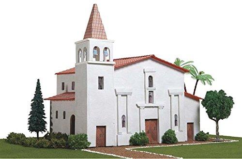 Hobbico California Mission Santa Clara De Asis HCAY9040 (Santa Mission)