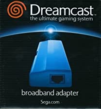 Sega Dreamcast 56K   Broadband Internet LAN Adapter