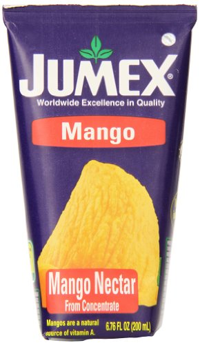JUMEX JUICE TETRA PCH MANGO 10PK ()