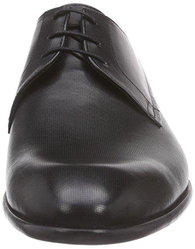 01 drerom Hugo Stringate Nero Uomo Black Scarpe 10189502 wEPqvdPC