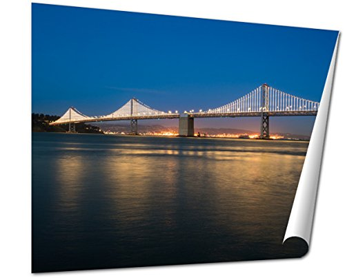 New Led Lights On Bay Bridge