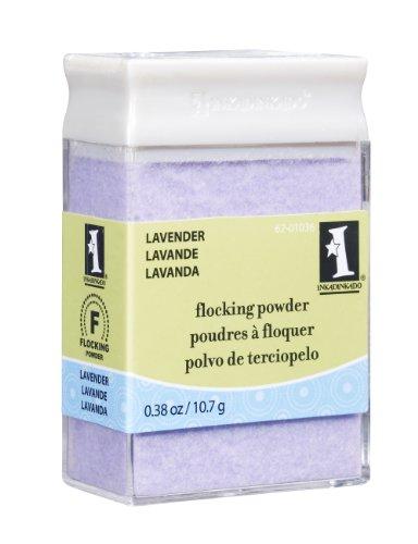inkadinkado-flocking-powder-lavender