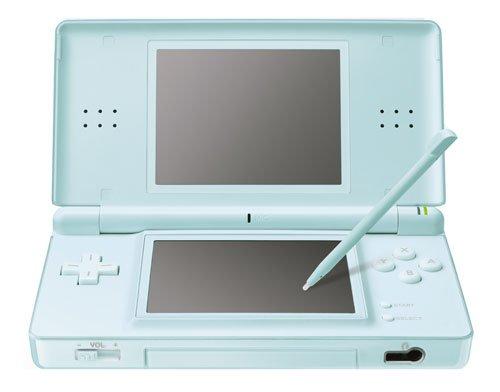 Nintendo Ds Lite Ice Blue (Nintendo Ds Lite Hardware)
