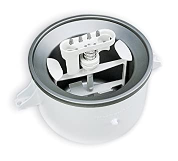 Amazon.com: KitchenAid KICA0WH Ice Cream Maker Attachment - Excludes on kitchenaid ice maker cleaner, kitchenaid mixer recipes, kitchenaid food processor recipes, homemade ice cream recipes, cuisinart ice 20 recipes, cuisinart ice cream recipes, cuisinart frozen yogurt recipes, simple ice cream recipes, quick ice cream recipes, strawberry ice cream cake recipes, kitchenaid waffle maker, kitchenaid slicer shredder recipes, kitchenaid bread machine recipes, best ice cream sandwich recipes, kitchenaid ice maker parts manual, kitchenaid mixer blueberry, diabetic ice cream recipes, the best ice cream recipes, ice cream float recipes, kitchenaid slow cooker recipes,