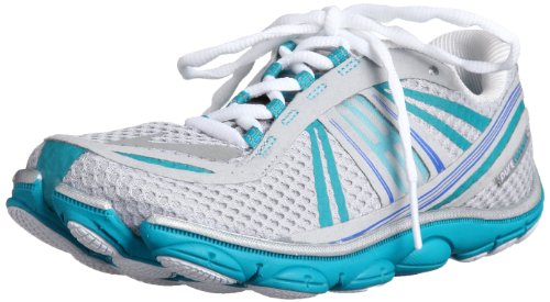 BROOKS PureConnect 3 Zapatilla de Running Señora, Gris/Azul, 38 Gris/Azul