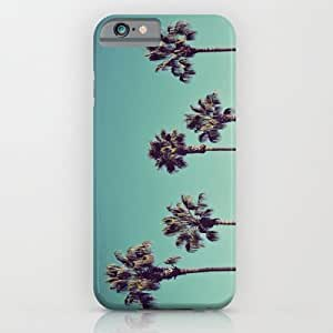 Society6 - California Palm Trees iPhone 6 Case by Lawson Images