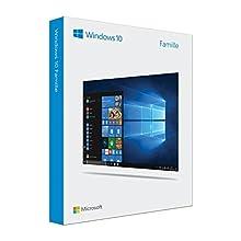 Microsoft Windows 10 Home - Sistemas operativos (Full packaged product (FPP), 20 GB, 1024 GB, 1 GHz, Francés, Microsoft Edge)