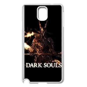 Samsung Galaxy Note 3 Cell Phone Case White Dark Souls loew