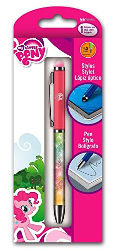 My little Pony Ballpoint Click Pen and Stylus Combination