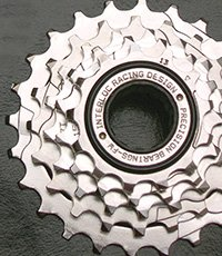 7sp Freewheel - Freewheel 7Sp Ird Defiant 13-24T Nickel