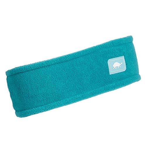 Fleece Headband (Turtle Fur Headband Double-Layer Chelonia 150 Classic Fleece Turq-E)