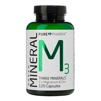 PurePharma M3 - Three Minerals