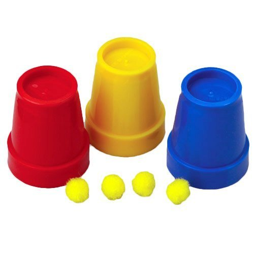 Magic Cups And Balls - Magic Cup With Balls
