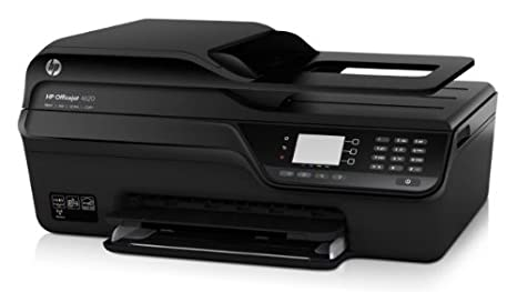HP Officejet Impresora HP Officejet serie 4620 e-All-in-One - Impresora multifunción (De inyección de tinta, Copiar, fax, Imprimir, Escanear, Copiar, ...