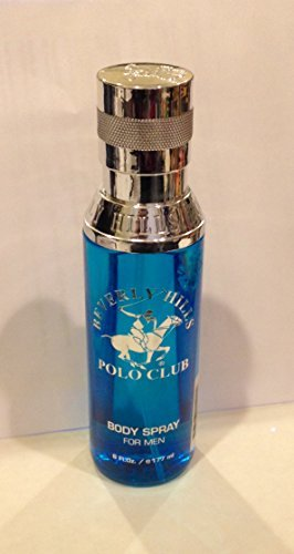 (Beveryely Hills Polo Club Body Mist (Sport))