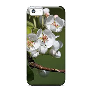 [aOD260WSIl] - New Blossoms In The Orchard Protective Iphone 5c Classic Hardshell Case