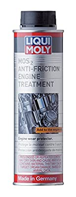Liqui Moly Anti-Friction Oil Treatment