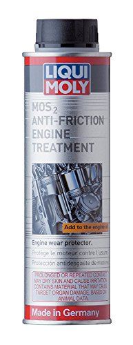 Liqui Moly 2009 Anti-Friction Oil Treatment Pack of 6 (6 x 300 Milliliter Cans)