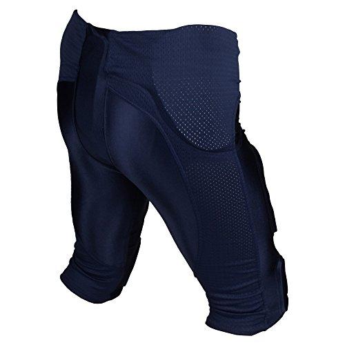 American Pants Football in Active Athletics azul All One marino Pad 7 juego 4qAxB