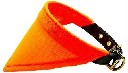 Mirage Pet Products Hunting Bandana Collar for Dogs, 24-Inch, Orange