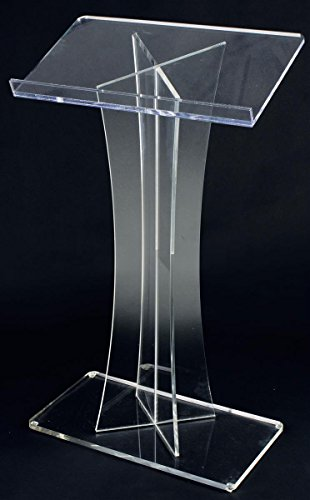 Prices for Traditional Acrylic Lectern - 5