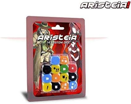 Corvus Belli Aristeia! Dice Pack