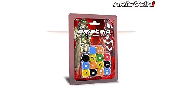 Aristeia! Dice Pack: Amazon.es: Juguetes y juegos