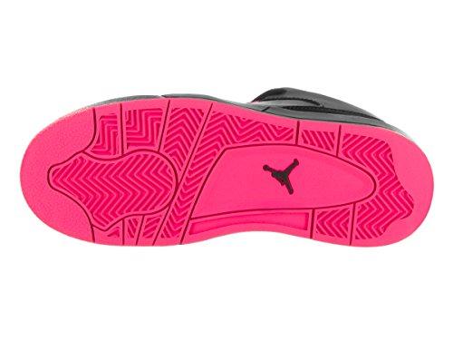 Origine Volo Nike Jordan Bambini Jordan 2 Gp Nero / Nero / Colore Rosa Iper Scarpa Da Basket 13 Bambini Degli Stati Uniti