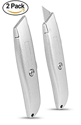 Internet's Best Utility Knife - Set of 2