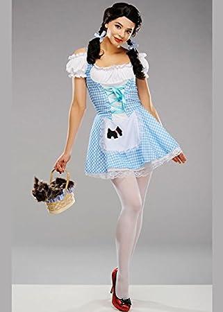 Magic Box Disfraz de Dorothy Linda para Mujer Adulta Small (UK 8 ...