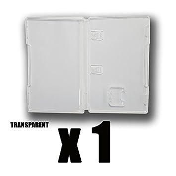 1 caja para juego Nintendo Switch (compra unitaria): Amazon.es: Oficina y papelería
