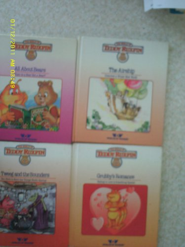 The World of Teddy Ruxpin 8 Volumes. All About Bears. The Airship. The Wooly What's It. Teddy and the Mudbvlups. The Day Teddy Met Grubby. Grubby's Romance. Tweeg and the Bounders. Teddy's Ruxpin's (Teddy Ruxpin Grubby)