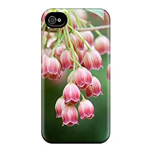 New Arrival Cover Case With Nice Design For Iphone 4/4s- Tree Flowers