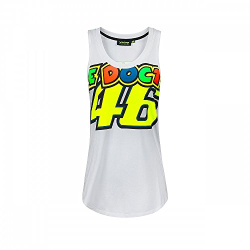 Valentino Rossi VR46 Moto GP The Doctor Stripes Women's for sale  Delivered anywhere in USA