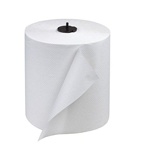 North America Paper Towel - SCA TISSUE NORTH AMERICA LLC SCA Tissue 290089 CPC 7.75 x 700 ft. Tork Advanced Matic Hand Towel Roll44; White - Case of 6