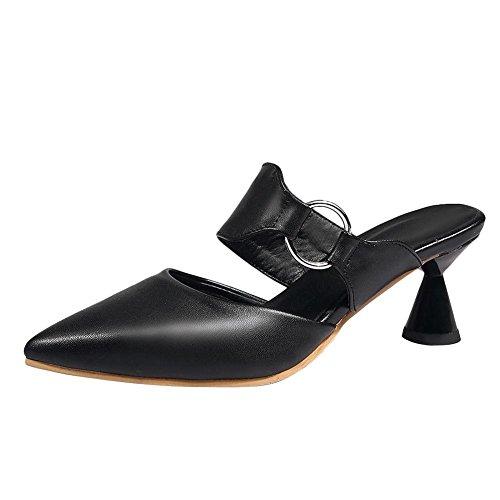 sulla Caviglia UH Aperte Nero Donna wnqCZCv5